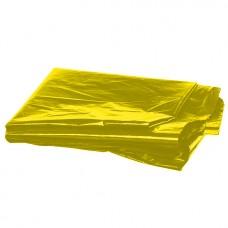 Мешки мусорные в рулоне 120л 70х110см 50мкм желтые