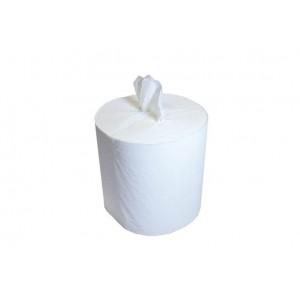 Полотенца бумажные 1 сл. с центральной вытяжкой 200м