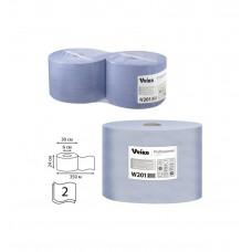 Протир.материал синий Veiro Comfort Р1/Р2 2сл.шир.24см дл.350м