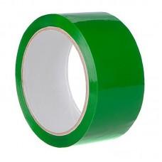 Скотч зеленый 48ммх66м 45мкм