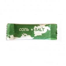 Соль 1гр. в индивидуальной упаковке