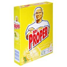 Чистящее средство  Mr. Proper лимон 400г