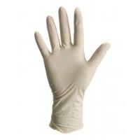 Перчатки латексные неопудренные р-р M, 100 шт/уп