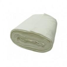 Полотно вафельное отбеленное 40смх50м 150 гр/м в рулоне